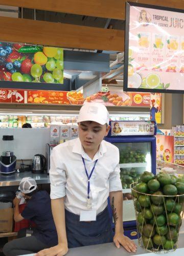 Siêu Thị CoopXtra Tân Phong